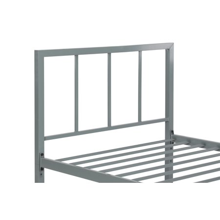 DHP Finlay Metal Bed, Multiple Colors