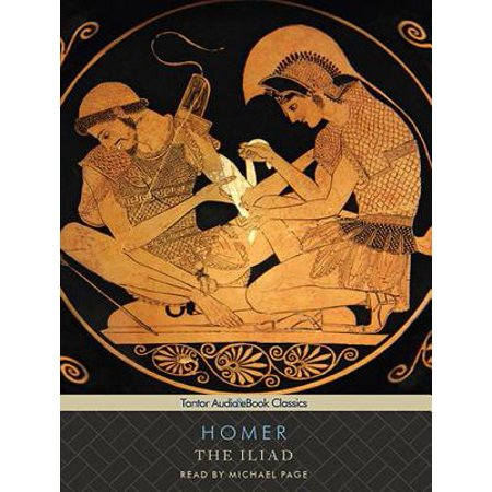 The Iliad (Audiobook)
