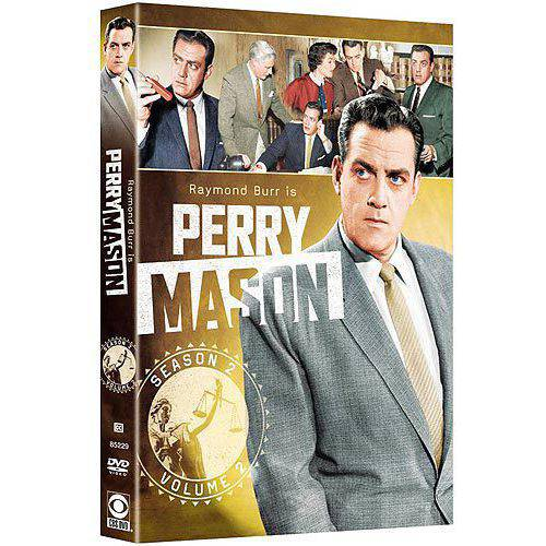 Perry Mason: The Second Season, Volume Two (Full Frame)