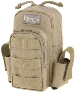 Maxpedition 1601 Tactical Handheld Computer Case Multi-Colored