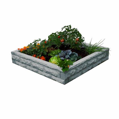 Garden Wizard Raised Garden Beds (Sandstone)