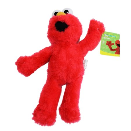 Sesame Street's Elmo Small Size Kids Stuffed Plush Toy (10in)](Elmo Kids)