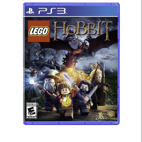 Wb Lego The Hobbit - Action/adventure Game - Playstation 3 (1000461329)