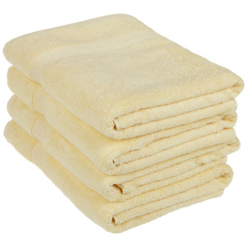 Simple Luxury Superior Egyptian Cotton Bath Towel (Set of 4)