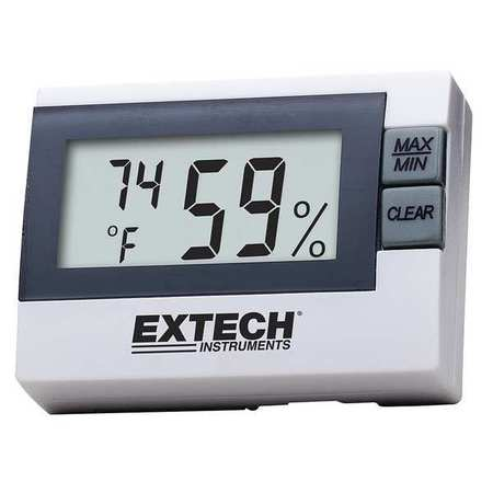 Extech RHM15 Indoor Digital Hygrometer, LCD