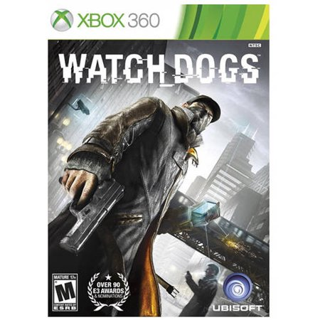 Watch Dogs  Pre Owned Xbox