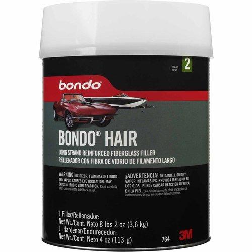 Bondo Bondo Hair Long Strand Fiberglass Reinforced Filler