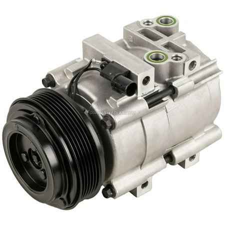 AC Compressor & A/C Clutch For Kia Sedona 2002 2003 2004 2005