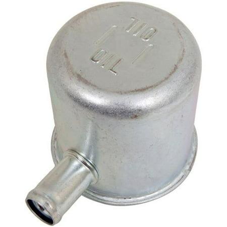 Direct Cap (Auto Metal Direct 337-1068 Tall Oil Filler Breather Cap 1968-1969 Mopar 1 Hose)