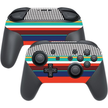 Mightyskins Protective Vinyl Skin Decal For Nintendo Switch Pro Controller Wrap Cover Sticker Skins New Color