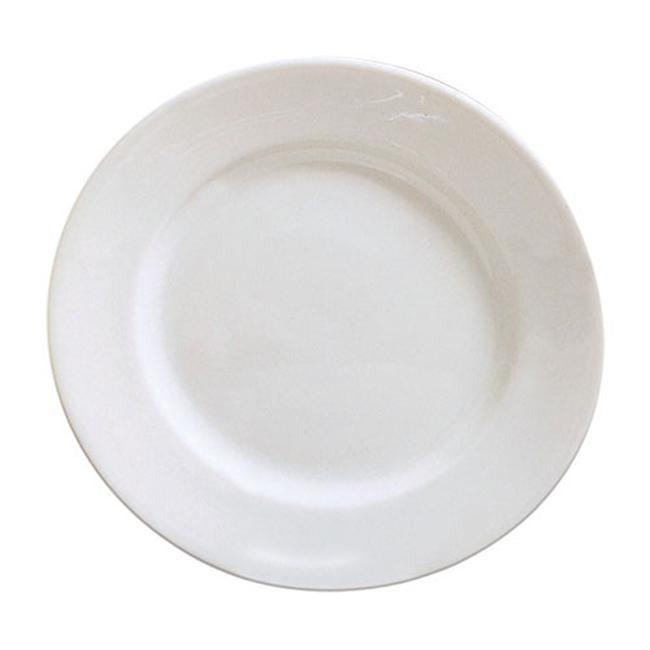 Ten Strawberry Street Classic White - Rim Shape 11 Inch Dinner Plate - Set of 6  sc 1 st  Walmart Canada & Ten Strawberry Street Classic White - Rim Shape 11 Inch Dinner Plate ...