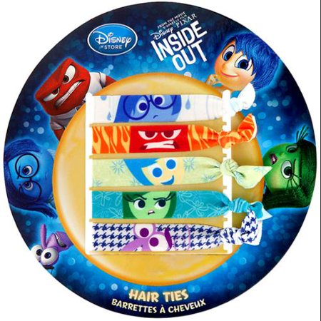 Disney / Pixar Inside Out Hair Tie Set