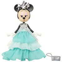 """Disney Minnie Mouse Gorgeous Gala Special Collectors Edition Minnie 9"""" Fashion Doll"""