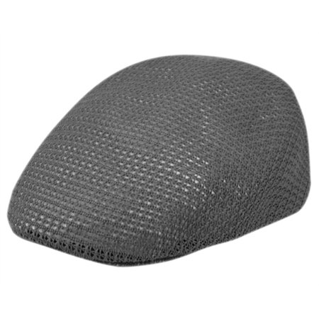 942f3032273 Mens Mesh Newsboy Ivy Gatsby Cap Summer Driving Golf Cabbie Hat Flat  Breathable - Walmart.com