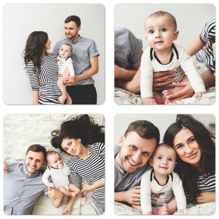 2x2 Photo Magnet (Set of 4)
