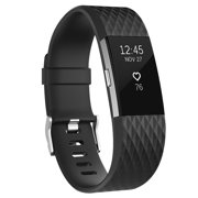 For Fitbit Charge 2 Bands, Adjustable Replacement Sport Strap Bands for Fitbit Charge 2 Smartwatch Fitness Wristband Large Small
