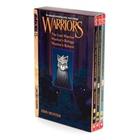 Warriors Manga: Warriors Manga Box Set: Graystripe's Adventure (Paperback)