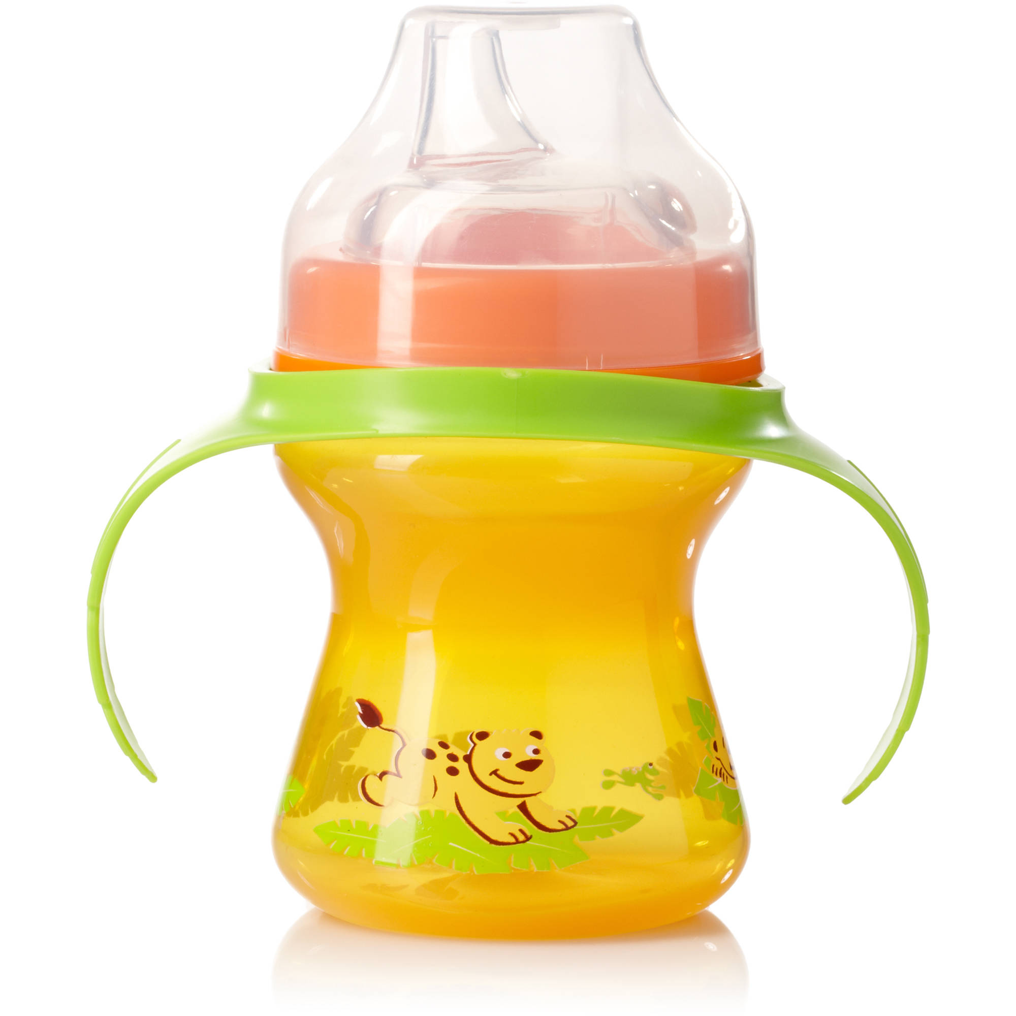 Evenflo Zoo Friends Trainer Cup, BPA-Free (Color May Vary)