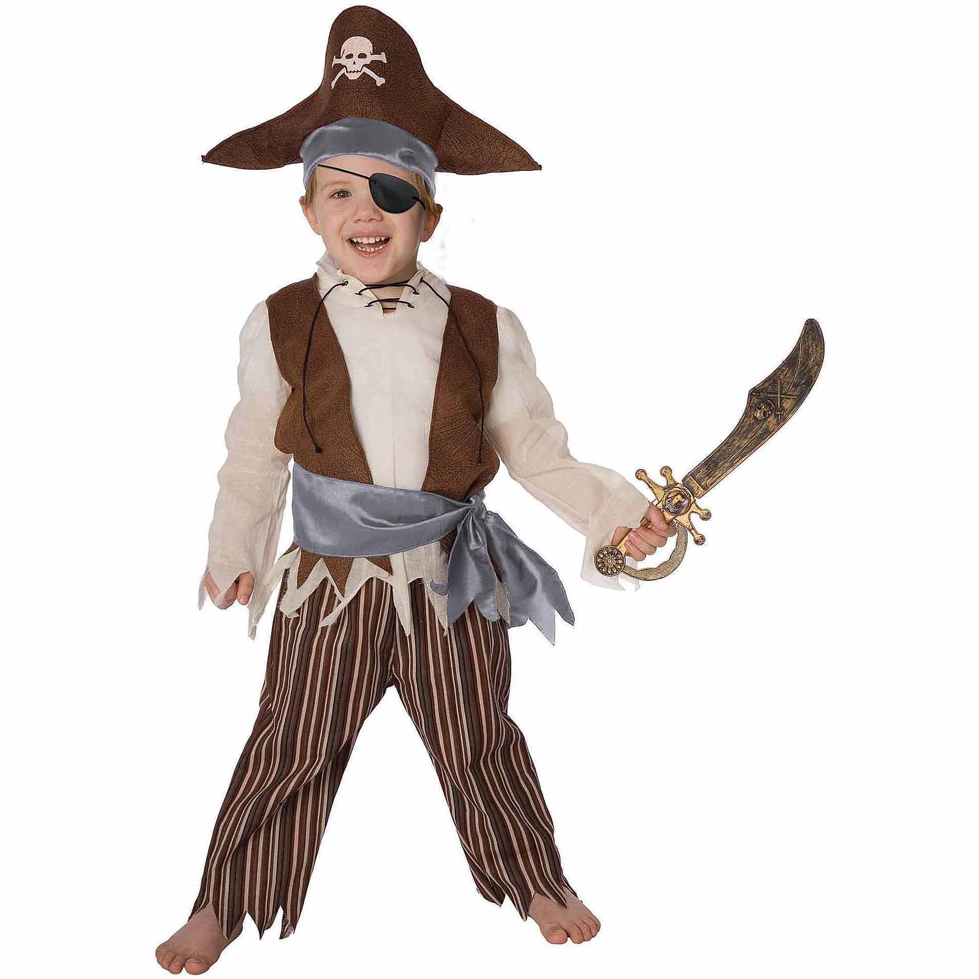 Pirate Child Halloween Costume