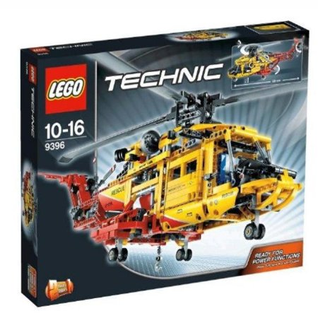 lego technic helicopter 9396. Black Bedroom Furniture Sets. Home Design Ideas