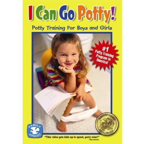 I Can Go Potty [dvd] (repnet Llc) by CONSUMERVISION