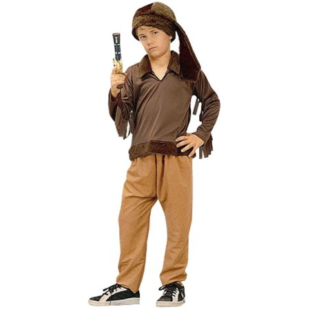 Boy's Daniel Boone Costume (Child's Daniel Boone Halloween Costume)