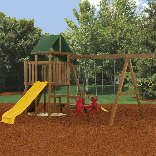Playstar Inc. Rival Qualifier Swing Set