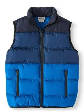 Bocini Colorblock Puffer Vest (Little Boys & Big Boys)