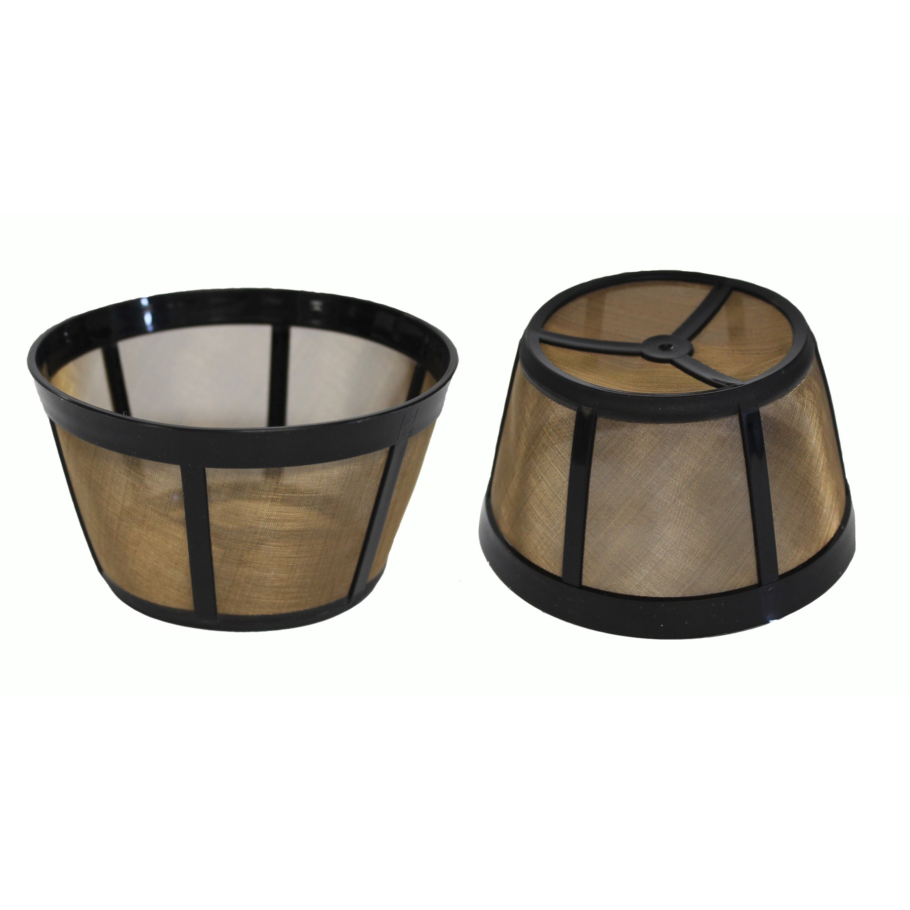Crucial Brands 2 Bunn Replacement Basket Coffee Filters