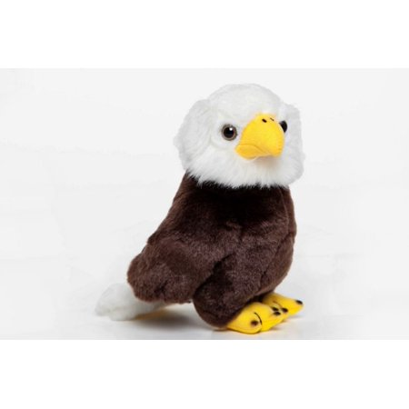 Bald Eagle - Cabin Critters Stuffed Animal -  Birds and Waterfowl Collection