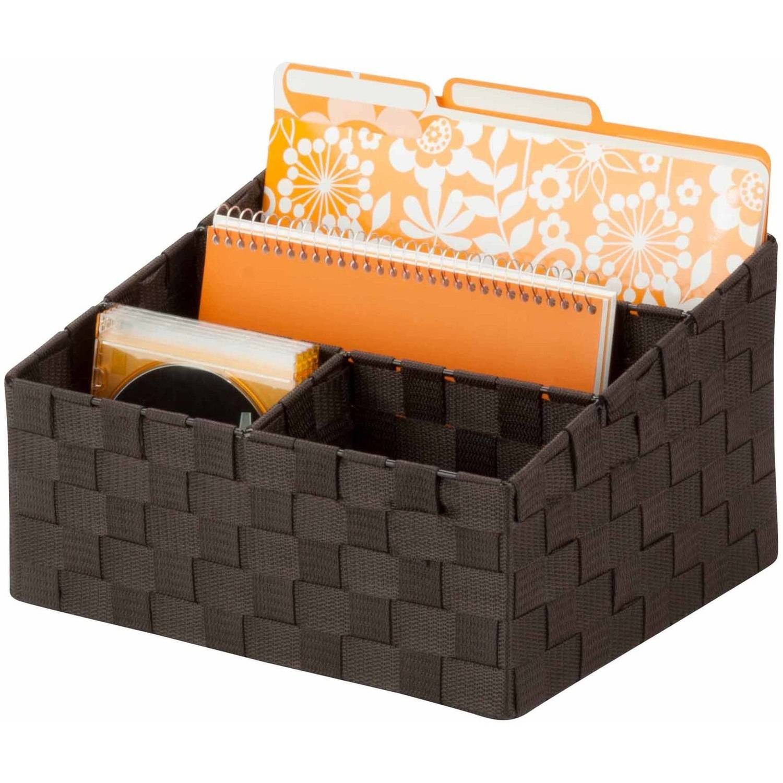 Honey Can Do Mail And File Desk Organizer   Walmart.com
