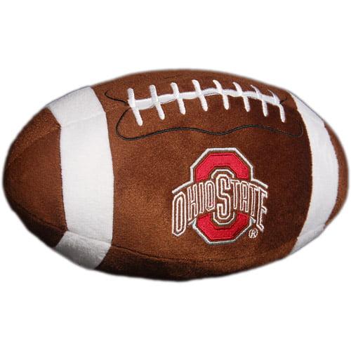 NCAA Ohio State Buckeyes Football Pillow
