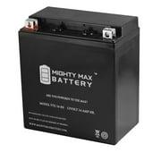 YTX16-BS 12V 14AH Battery for Power Sports ATV