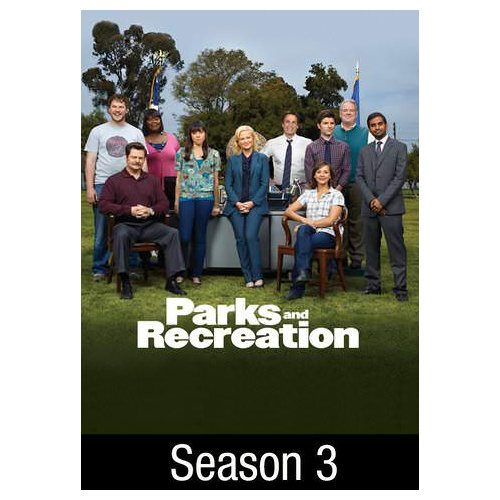 Parks and Recreation: Season 3 (2011)