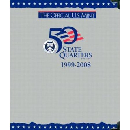 The Official U S  Mint 50 State Quarters P And D Album