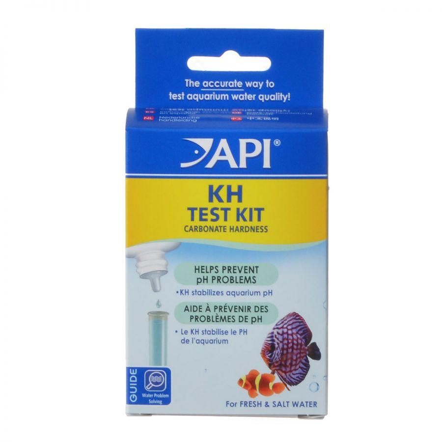API Carbonate Test Kit - Fresh & Saltwater Carbonate Test Kit - Pack of 6