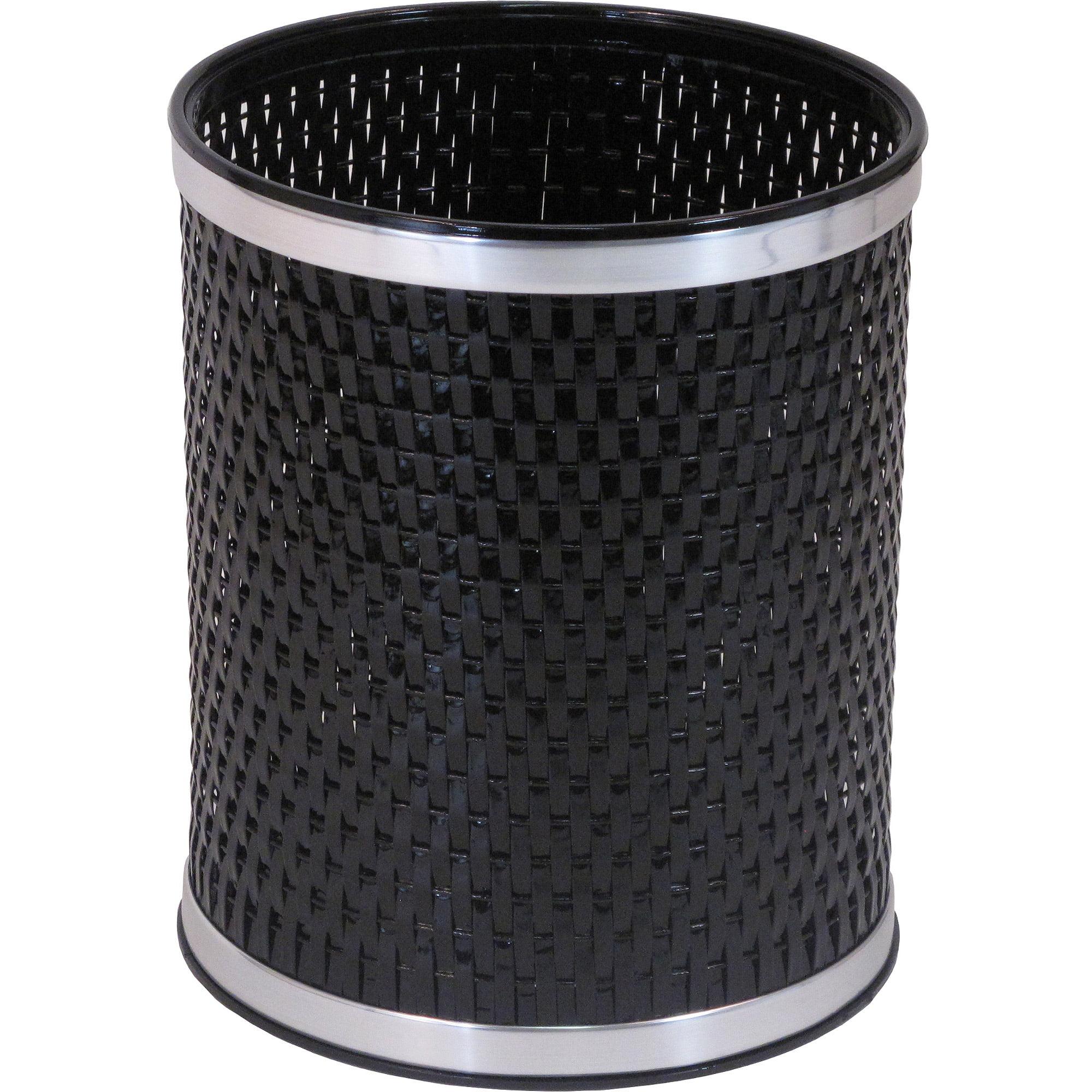 Capri Classic Round Wastebasket