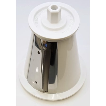 Presto Thick Slicing Cone For Professional SaladShooter Slicer/Shredder, 81-520