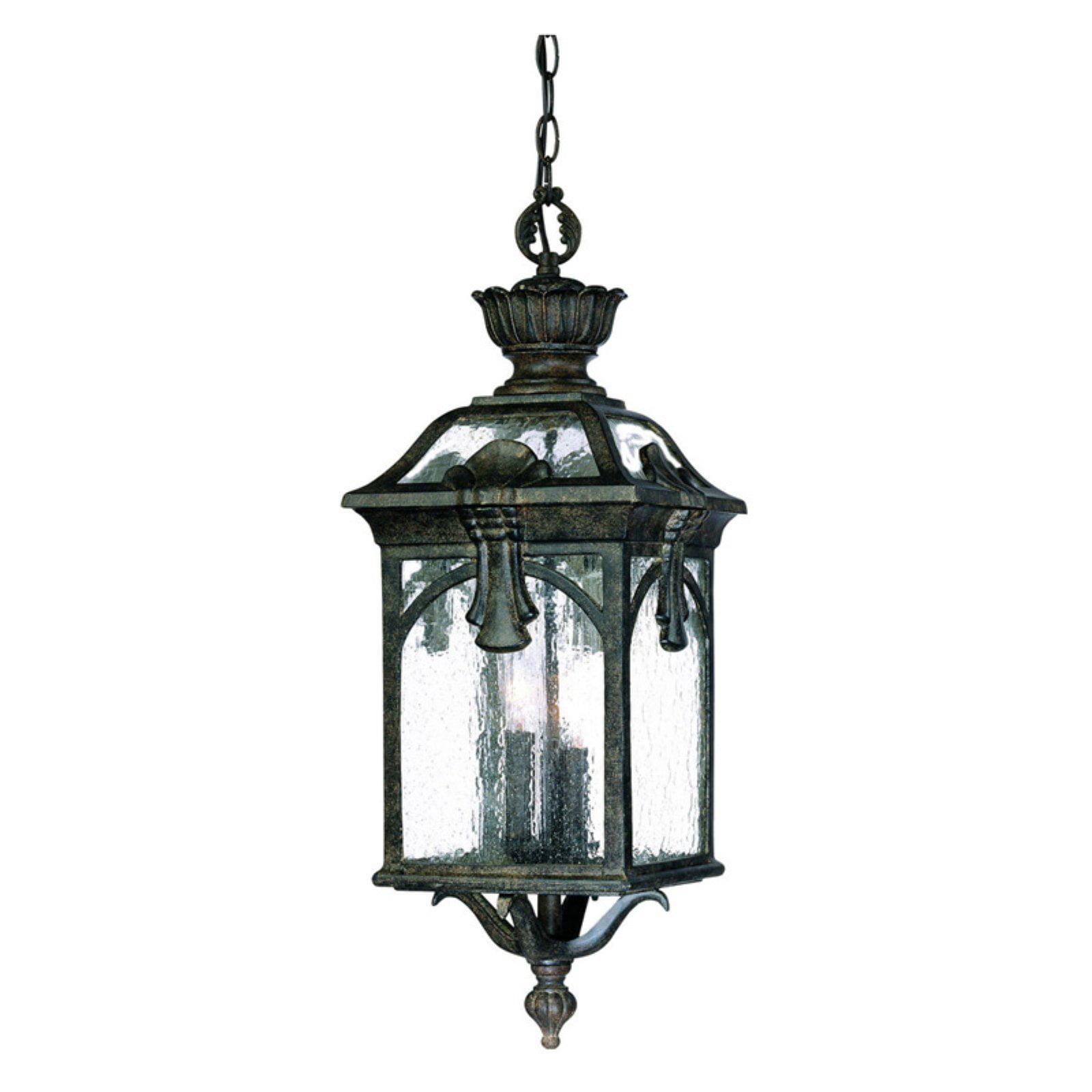 Acclaim Lighting Belmont 3 Light Outdoor Hanging Lantern