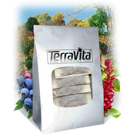 Alfalfa Leaf (Certified Organic) Tea (50 tea bags, ZIN: 517569) - 2-Pack