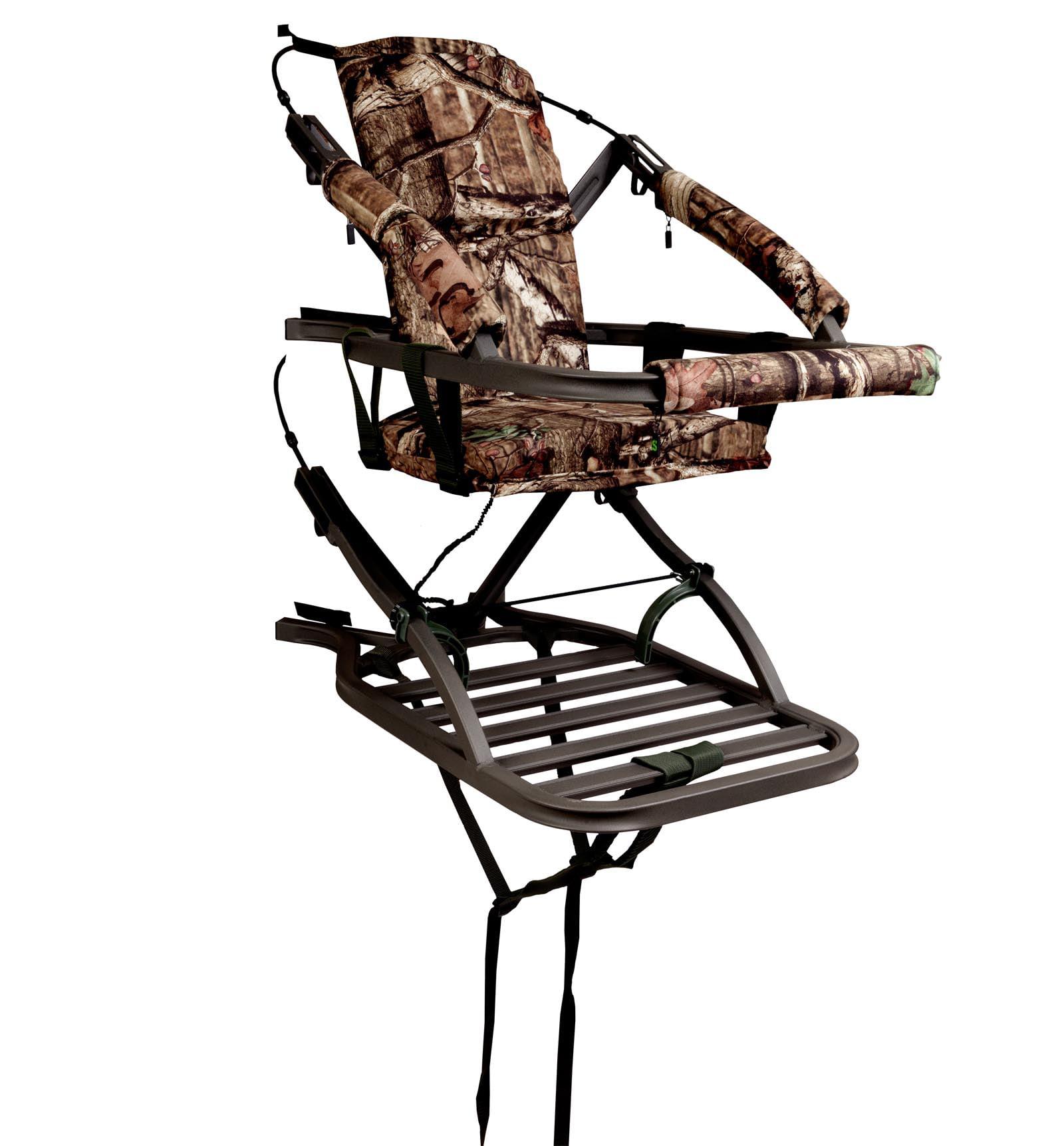 Summit Viper SD 81120 Self Climbing Treestand 300 Lbs - Bow & Rifle Deer Hunting