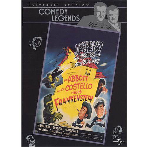 Abbott And Costello Meet Frankenstein (Full Frame)