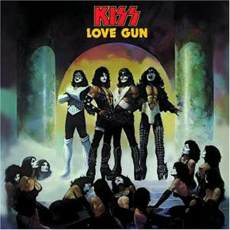 Love Gun (remastered) (CD) (Remaster) - Disc Gun