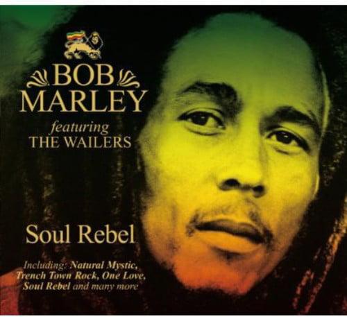 Bob Marley - Soul Rebel [CD]