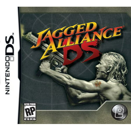 Jagged Alliance 2 Gold Pack - Jagged Alliance (DS)