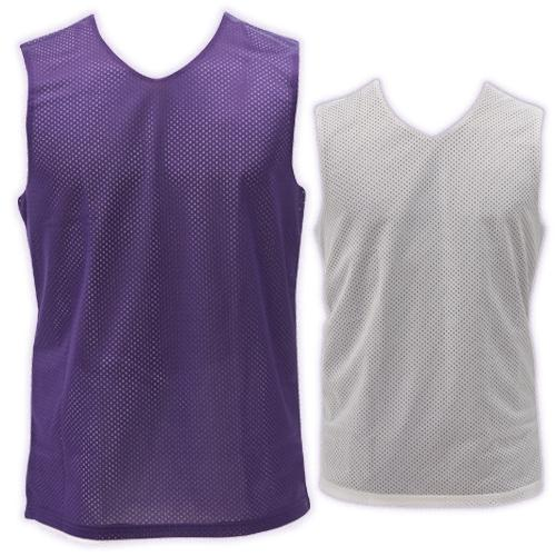 Women's Reversible Jersey-Color:Purple/White,Size:Medium
