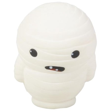 Halloween Monster Mummy Squishie Toy Party Favor (Monster Ball Halloween Party Ideas)