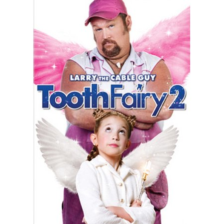 Scary Movie About Tooth Fairy (Tooth Fairy 2 (DVD))