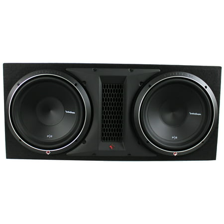 New Rockford Fosgate P2-2X12 12