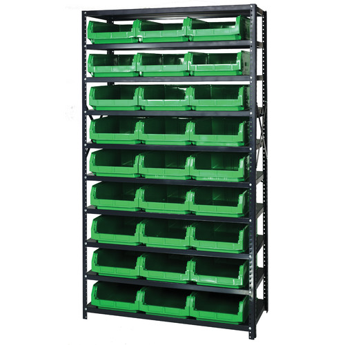 Quantum Storage Shelf Giant Open Hopper Magnum Storage Unit (Complete Package)